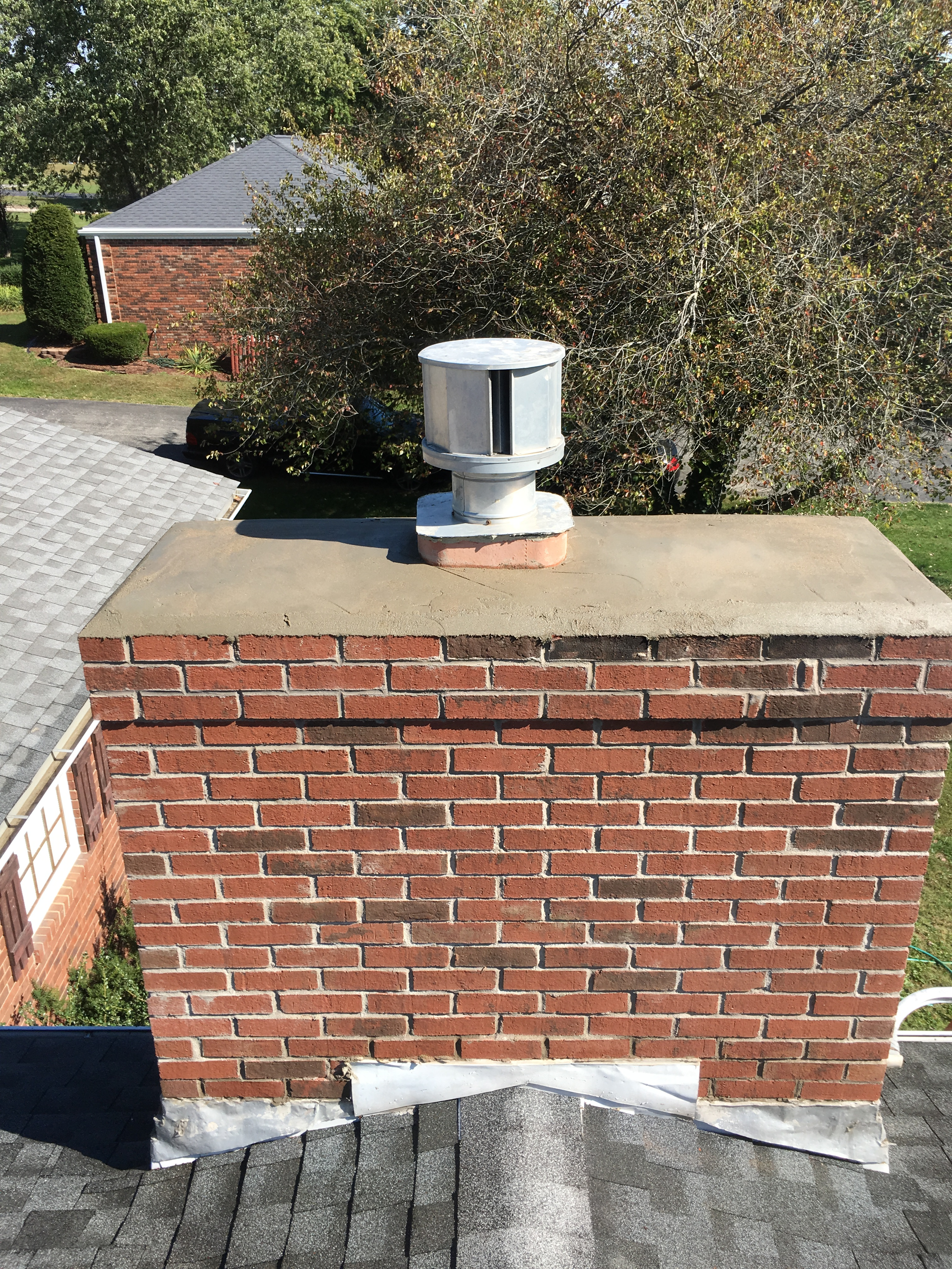 Chimney Repair Louisville KY
